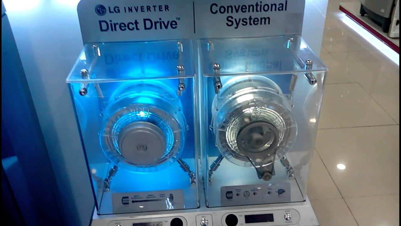 inverter direct drive by lg 6 youtube. Black Bedroom Furniture Sets. Home Design Ideas