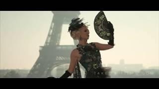 Gina Frias - Fashion Film (Eiffel Tower)