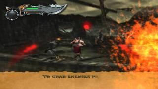 God Of War Gameplay in HD (PCSX2)