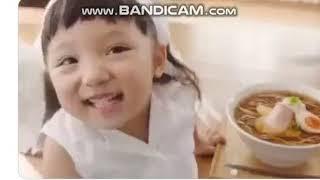 これが日本のラーメンのCM 。 This is a Japanese ramen commercial. Source(出典)https://twitter.com/search https://live.nicovideo.jp Channel registration( ...