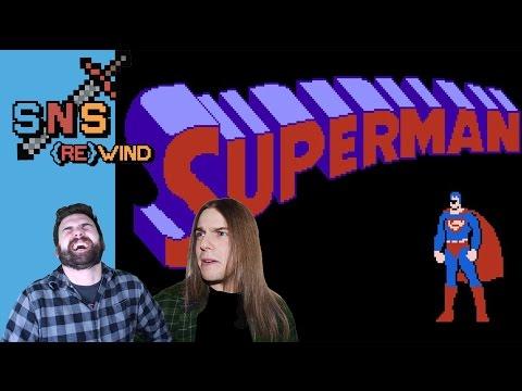SNS Rewind: Superman