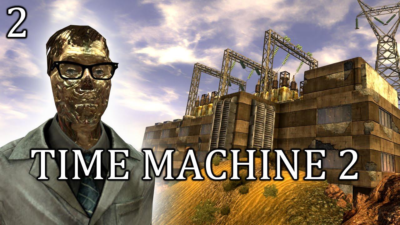 fallout new vegas the machine