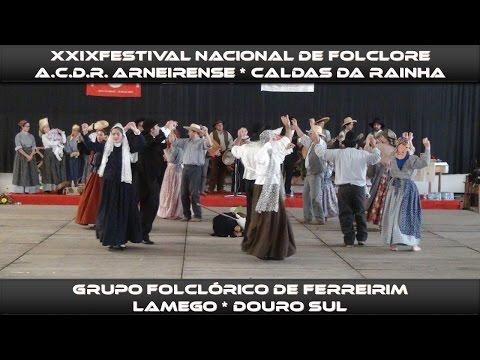 GRUPO FOLCLÓRICO DE FERREIRIM LAMEGO@XXIX FESTIVAL FOLCLORE CALDAS DA RAINHA 2015 02