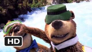 Yogi Bear #8 Movie CLIP - Rafting Danger (2010) HD