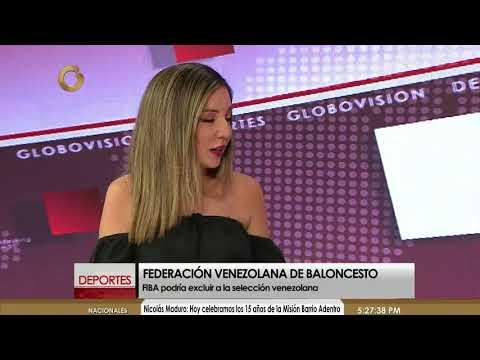 Globovisión Deportes | Polémica en el Baloncesto Venezolano y Bruno D´Adezzio (Parte 3 de 3)