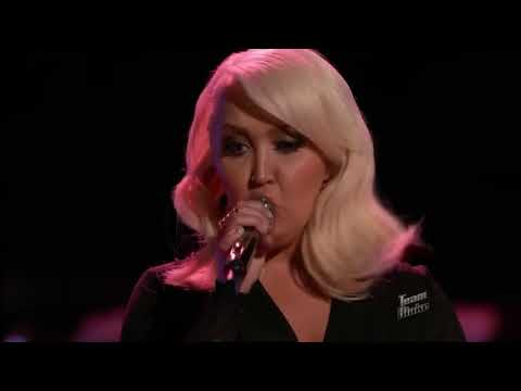 The Voice 2015 Meghan Linsey   Top 12   Girl Crush
