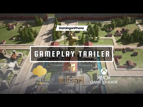 Return to Empire (Age of Empires Mobile) Detailed Gameplay Trailer