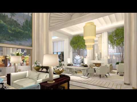 Take a Tour of the Waldorf Astoria Beverly Hills