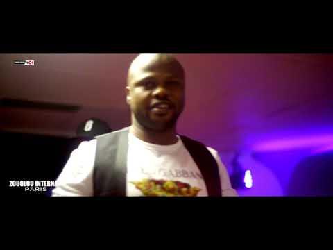 DJ KEROZEN Et SERGE BEYNAUD AU ZOUGLOU LIVE DE L'INTERNAT DE PARIS