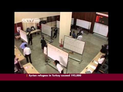 Ghana Bourse Slowed