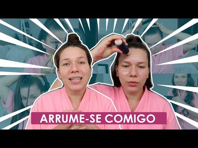 ARRUME-SE COMIGO INSPIRADO NO *PINTEREST*