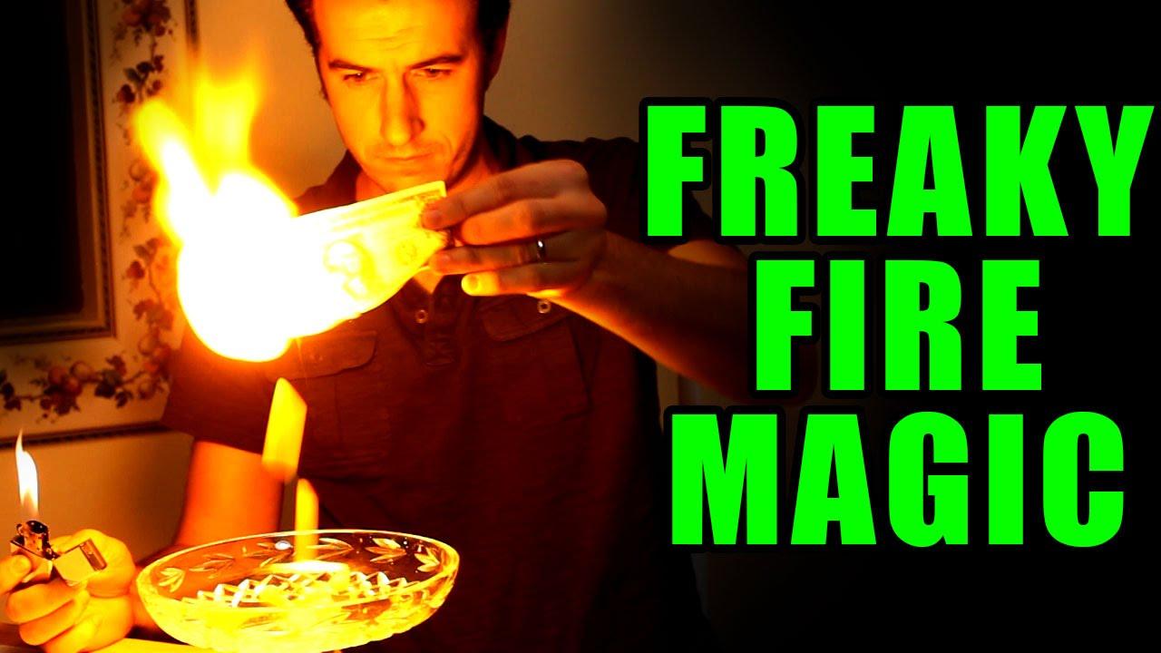 Freaky flames