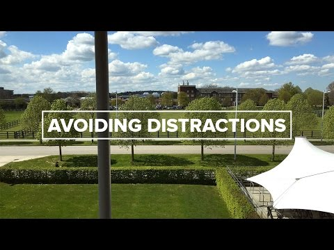 Avoiding Distractions