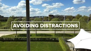 Avoiding Distractions