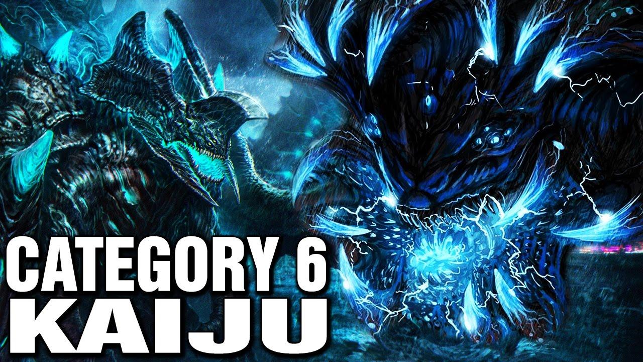 PACIFIC RIM UPRISING CATEGORY 6 KAIJU ? CATEGORY 5 ? - YouTube Pacific Rim Kaiju Category 5
