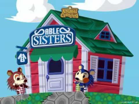 Animal Crossing Fall Wallpaper Animal Crossing Gamecube Original Soundtrack Able