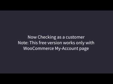 WooCommerce Login Redirect – WordPress plugin | WordPress org