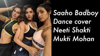 Saaho BAD BOY Dance Neeti Shakti Mukti Mohan
