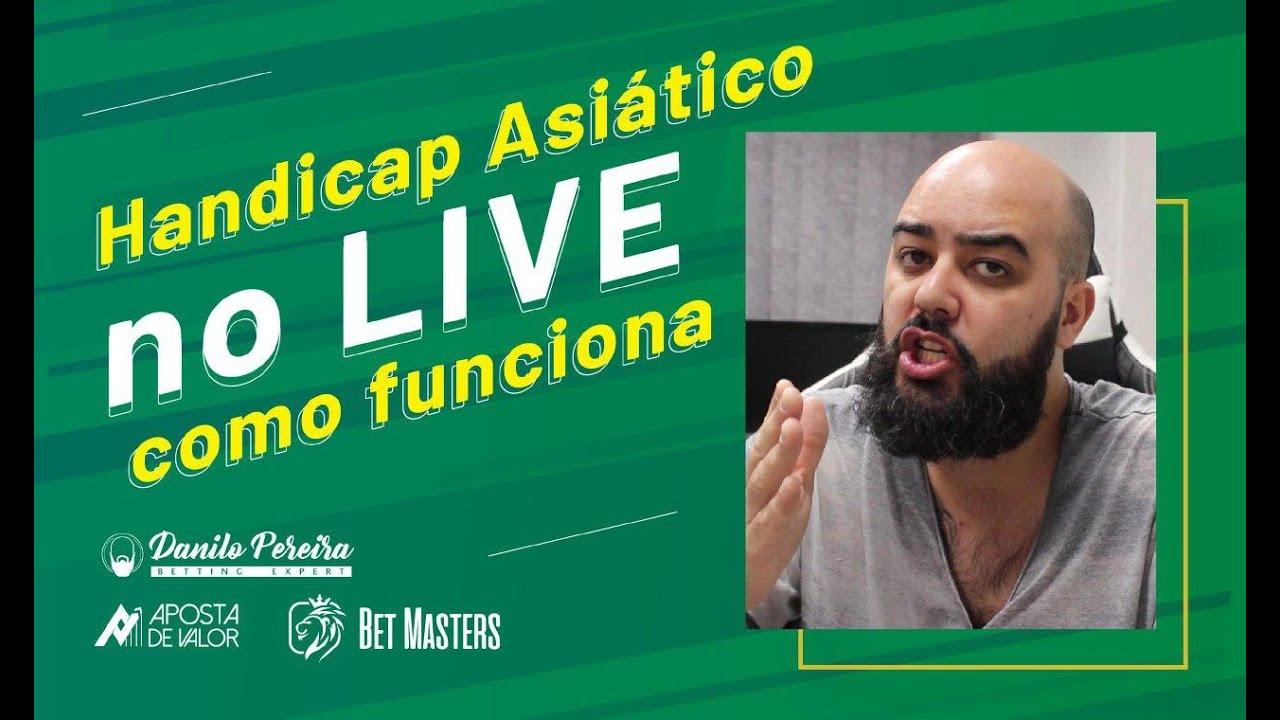 Handicap Asiatico No Live Como Funciona Youtube