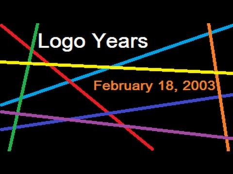 Logo Years: February 18, 2003