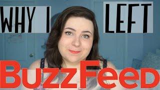 Why I Left Buzzfeed // Megan MacKay