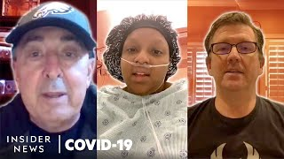 3 Coronavirus Patients Share Stories From Testing And Quarantine