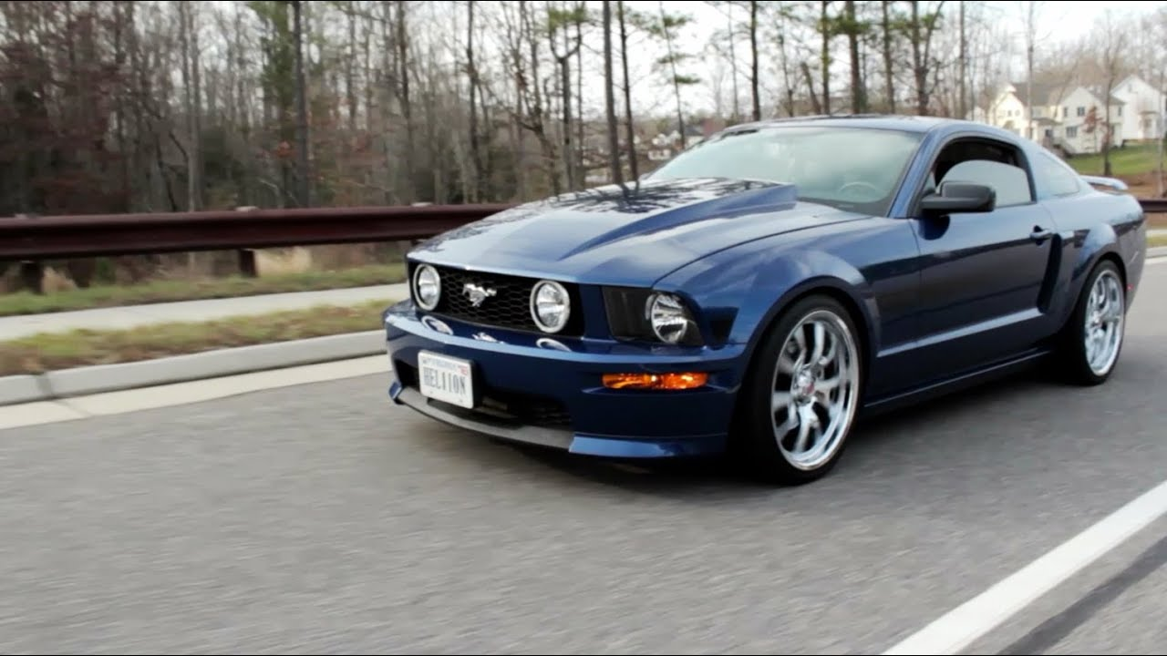 Hellion Turbocharged Mustang Review! - YouTube