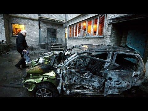 Obama hosts Merkel for Ukraine talks
