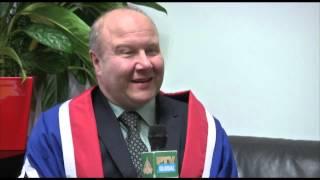 University of Bedfordshire Graduation Ceremony 2014
