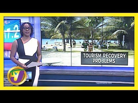 Jamaica's Tourism Recovery Problems | TVJ Business Day