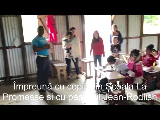 Școala Promisiunea - La Promesse - Nosy Boraha