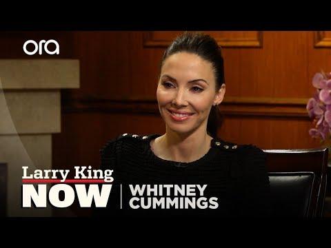 Whitney Cummings talks roasting Trump and his presidency | Larry King Now | Ora.TV