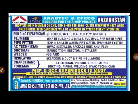 Europe, Kuwait Kazakhstan Romania, Recruitment 2019