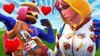How to get a... GIRLFRIEND! | A Fortnite Film