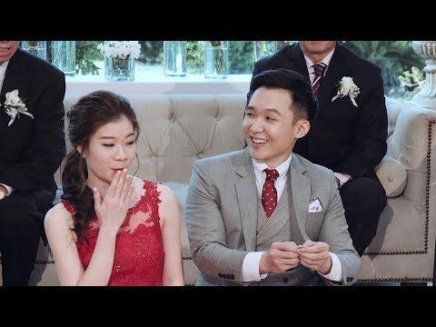 Numwan & Build (วิดีโองานแต่งงาน น่ารักๆ พิธีการจีน)