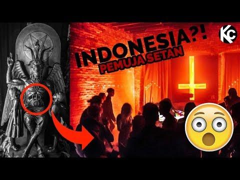 MERINDING..!! 4 Tempat Pemuja Setan Di Indonesia    SATANIC