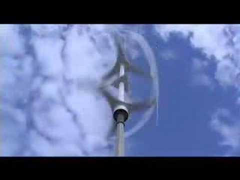 vertical axis wind turbine helix lift type vawt youtube. Black Bedroom Furniture Sets. Home Design Ideas