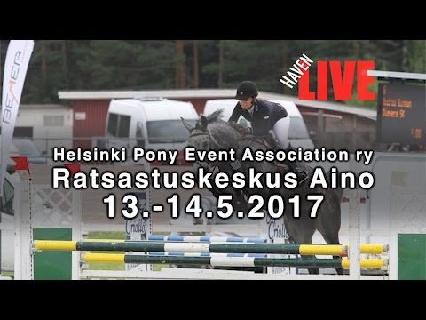 Helsinki Pony Event Association ry - Aino 13.-14.5.2017 - Pä