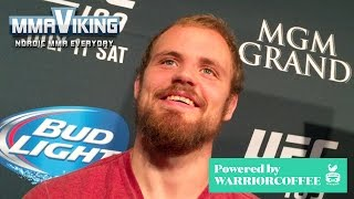 Gunnar Nelson 'I'm going to finish Brandon Thatch