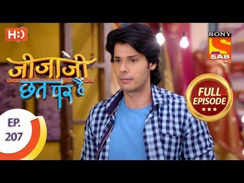 Jijaji Chhat Per Hai - Ep 207 - Full Episode - 23rd October, 2018