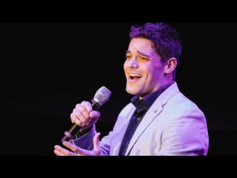 """Jeremy Jordan """"Out There"""" from The Hunchback Of Notre Dame (5.15.17)"""