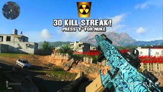 FIRST NUKE IN GROUND WAR! (Call of Duty Modern Warfare)