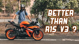 KTM RC 125 Review - Overpriced Or Worth It ?