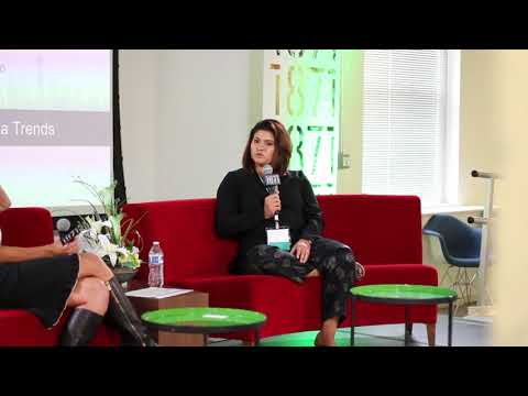 Women in Leadership, Media Trends with Rida Khan at OPEN Chicago Business Conference 2017