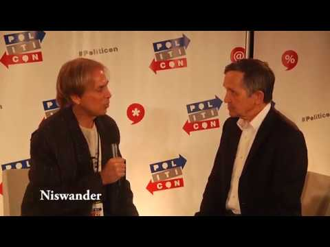 The Nowman Show Special: Enlightened Solutions- Stein, Kucinich, Asner, Tobin- CLIP