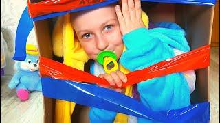 ABC alphabet story +New funny video for children by Tawaki kids