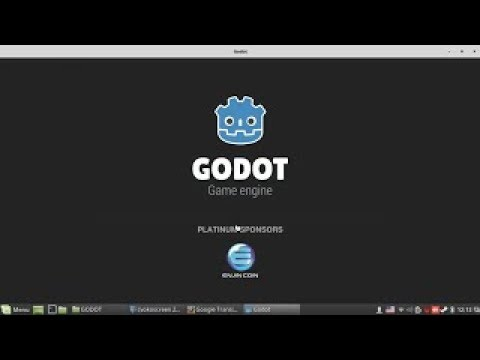 Godot Engine 3D Game Development Tutorial 7 - Game: Roll the Ball(Inspired by Unity3D) thumbnail