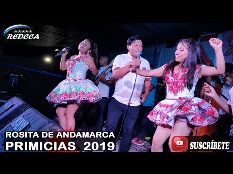 VIDEO: Rosita de andamarca 2019, primicias en vivo