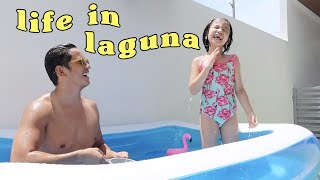 Life in Laguna (A Wholesome Vlog LOL)