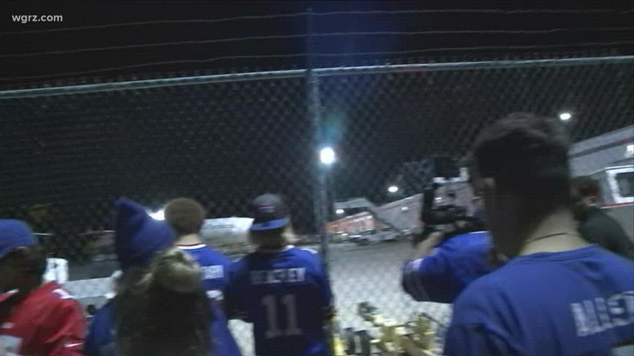 No Sleep Till Buffalo: Bills Mafia welcomes the team back home from ...